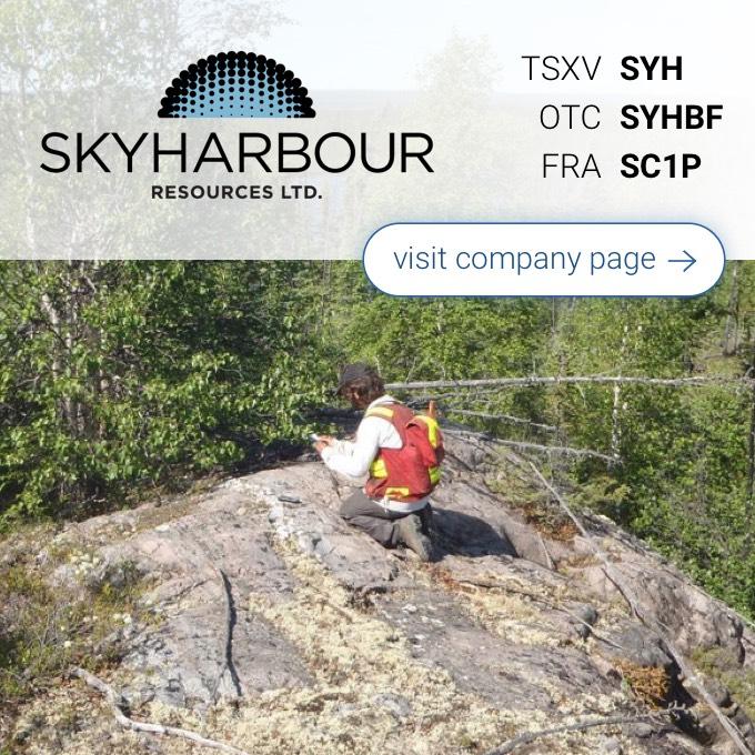 Skyharbour Resources