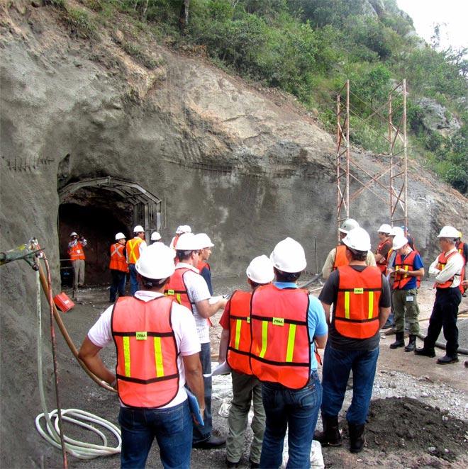Report: Goldgroup Mining – Site Visit