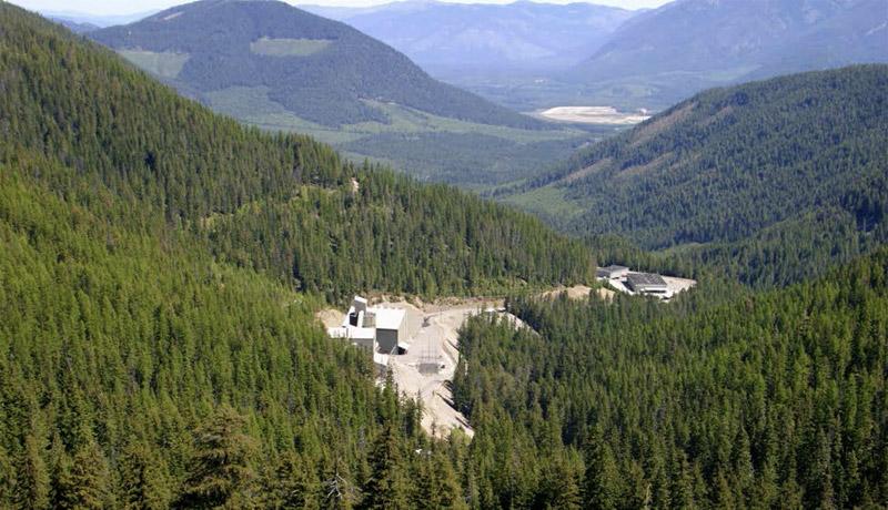 Troy Mine - Montana