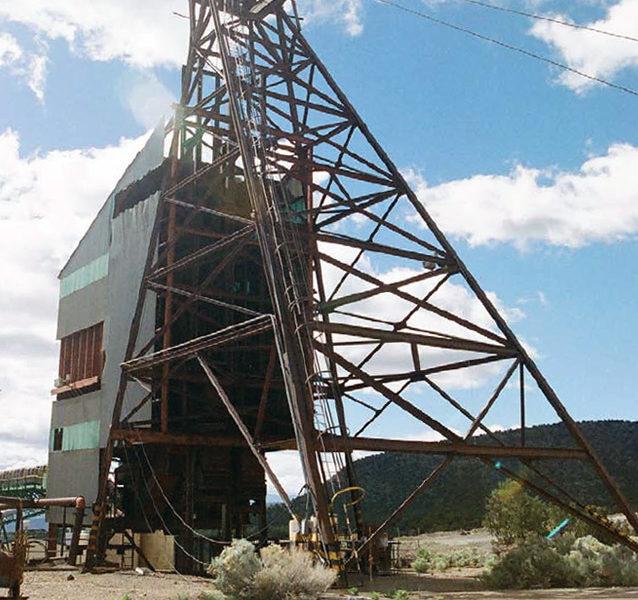 Burgin Mine - Andover Mining Corp.