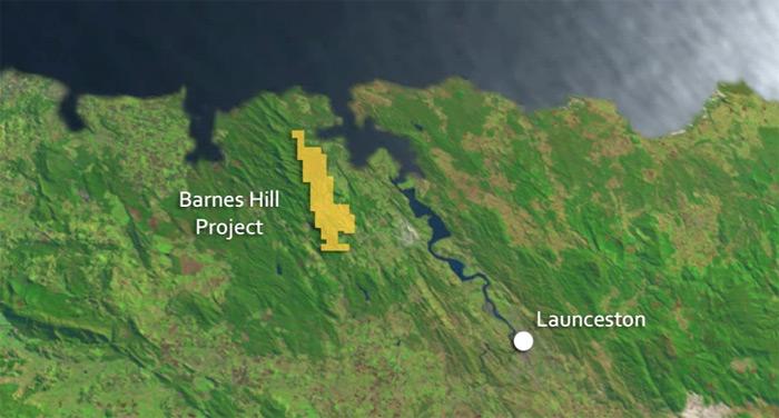 Barnes Hill Project - Tasmania, Australia