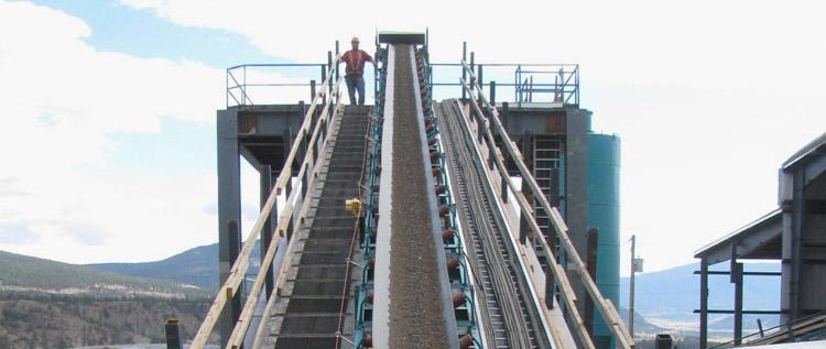 Treasure Mountain Project - Conveyer