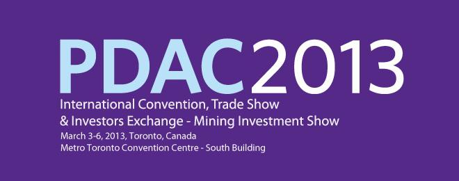 PDAC 2013