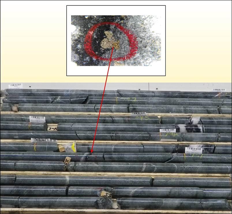 Integra Gold announces new resource estimate at Lamaque