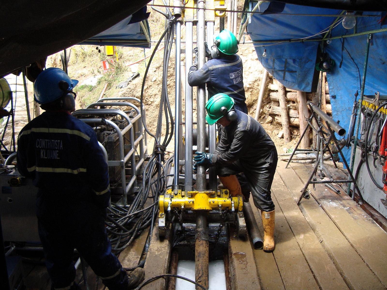 Drill Platform