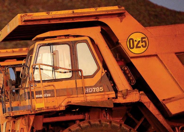 Atlas Iron AGO 1