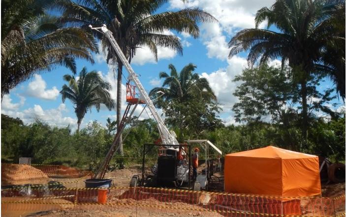 Avanco Resources AVB Pedro Branca 2