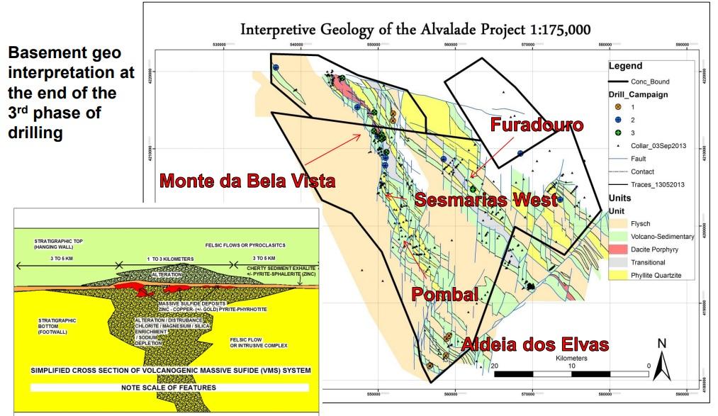 Avrupa Minerals AVU 2