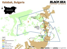 Black Sea Copper & Gold signs a 3 year exploration agreement