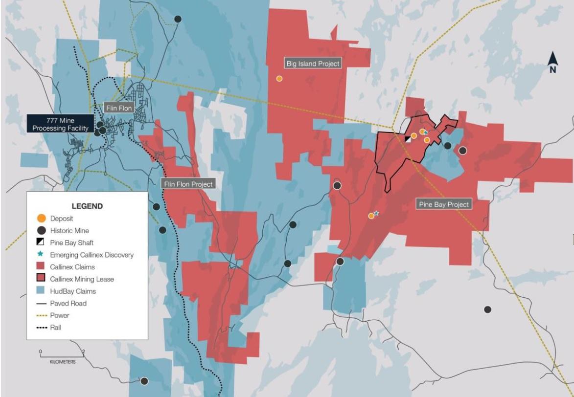 Callinex Mines CNX Big Island