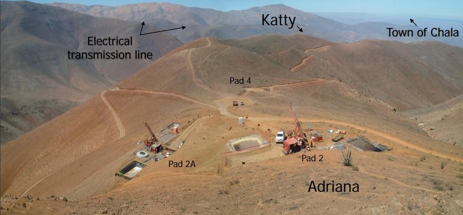 Camino Minerals COR 1