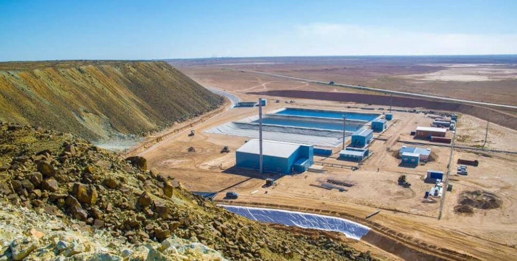 Central Asia Metals CAML 2
