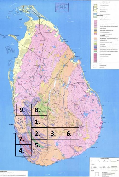 Ceylon Graphite CYL 2