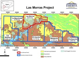 Does Copper One really want to buy Las Morras?
