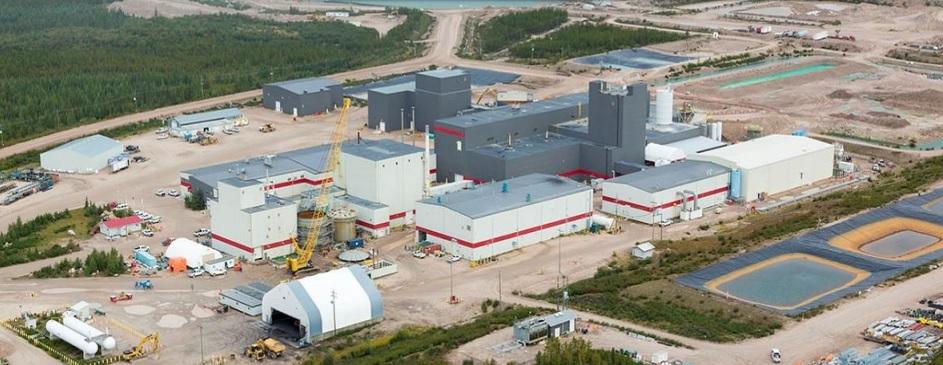 Denison Mines DNN DML 2
