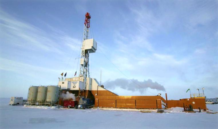 Doyon Arctic Fox Drill Rig