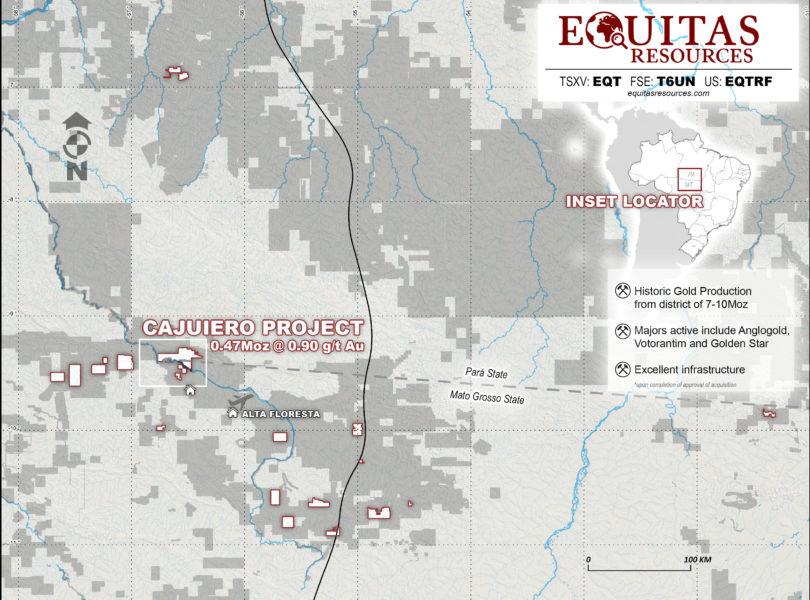 EQT Equitas Resources
