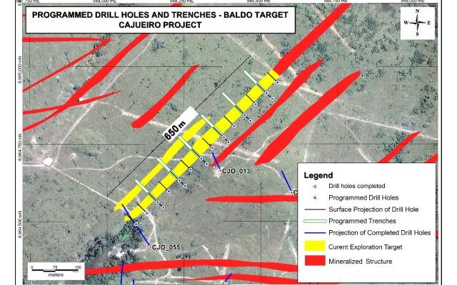 Equitas Resources starts drilling at Baldo