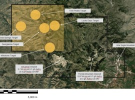 Integra Resources adds more land to greater DeLamar gold-silver district