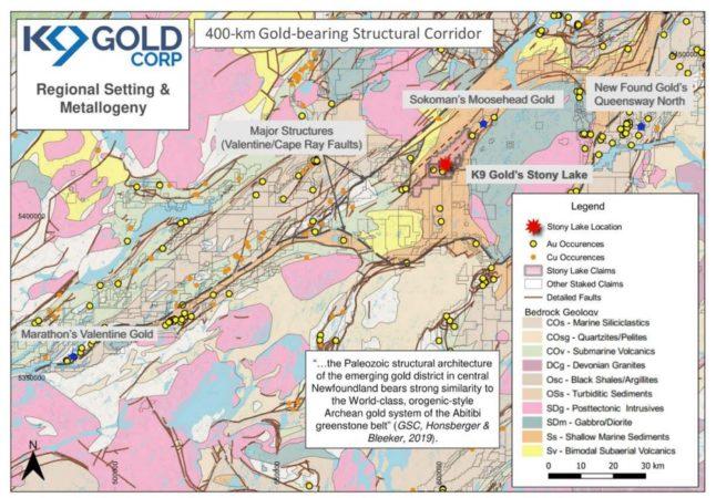 K9 Gold raises C$2.25M, Sprott participation boosts share price