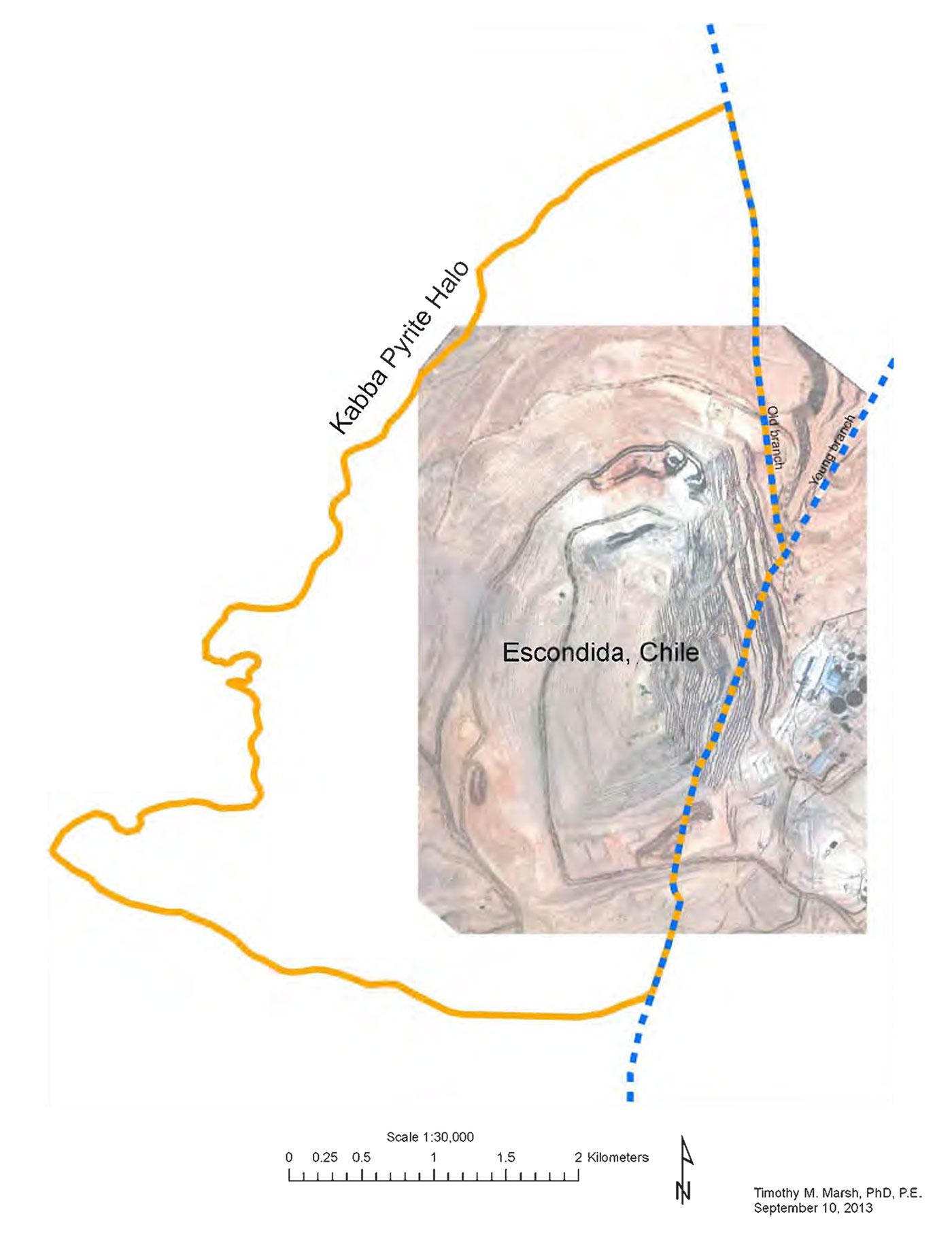 Kabba vs. Escondida (world's largest copper mine)