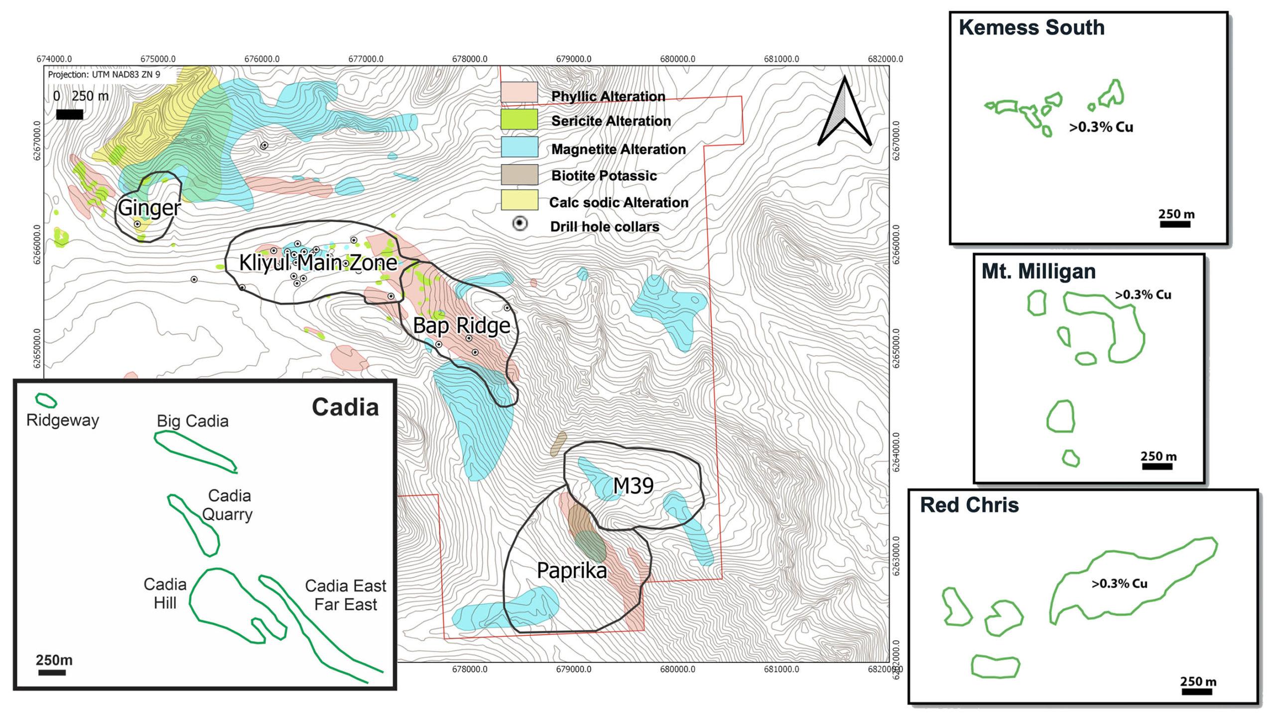 Report: Pacific Ridge Exploration – Targeting copper-gold mineralization in British Columbia