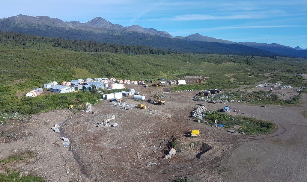 Kutcho Camp