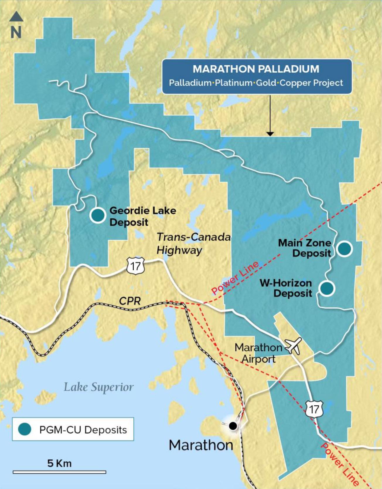 Marathon Infrastructure