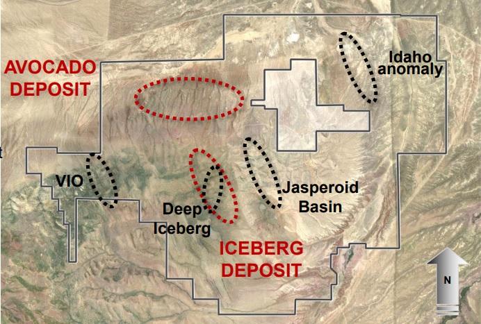 NuLegacy Gold Iceberg Serena NUG 2