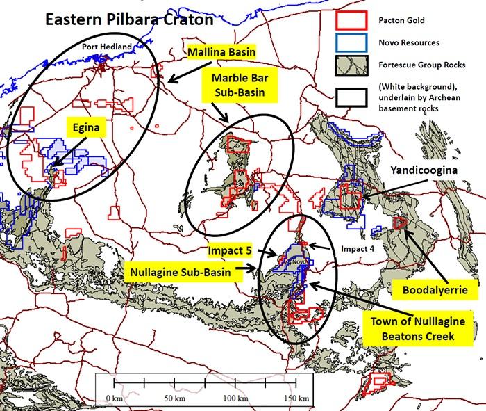 Pacton Gold PAC Pilbara