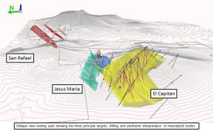 Penoles 3D Model Targets
