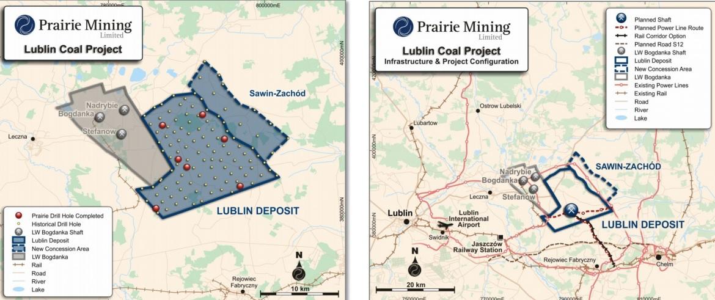 Prairie Mining PDZ Coal Poland 2