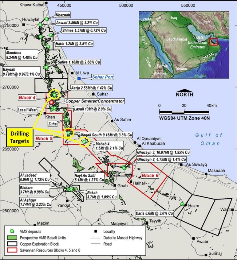 Savannah Resources