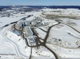 Stornoway Diamond improved its mine plan at Renard