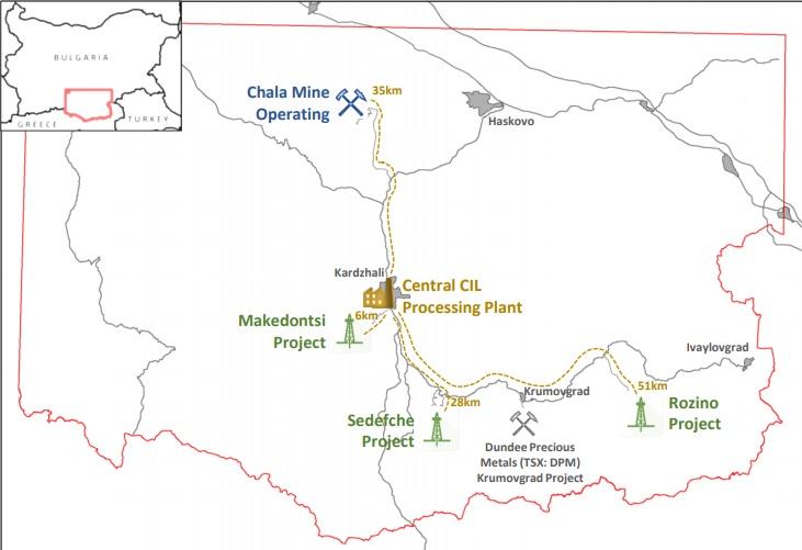 Velocity Minerals VLC Rozino Bulgaria 2
