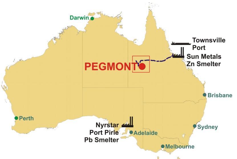 Vendetta Mining VTT Pegmont