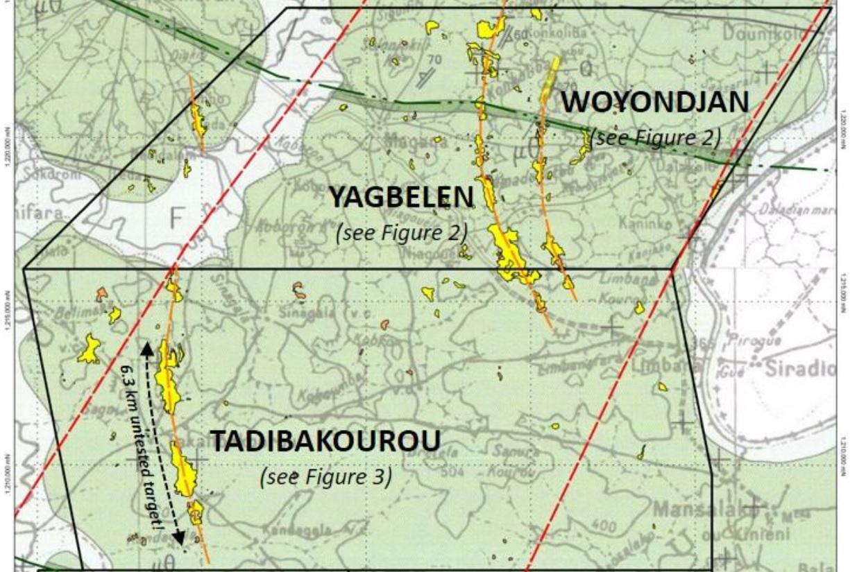 Volcanic Gold Mines VG 2