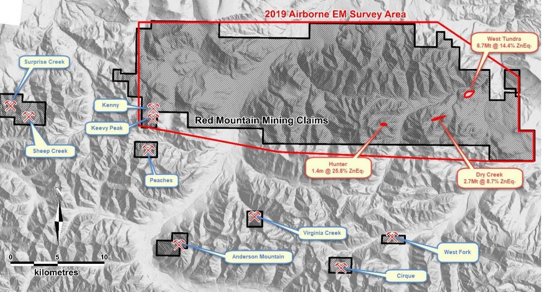 White Rock Minerals WRM