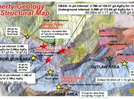 Brixton hits high-grade mineralization at Langis