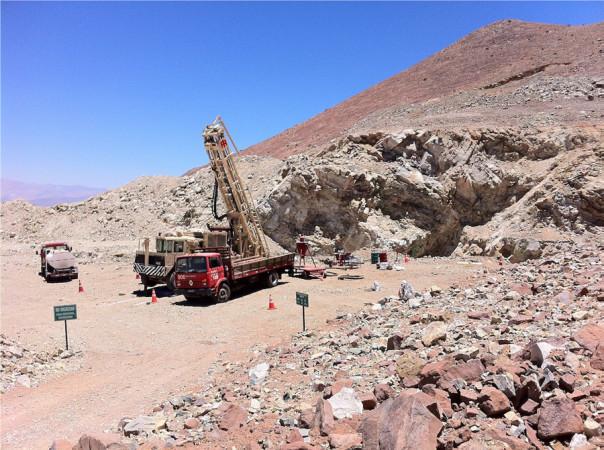 Resguardo previous drilling